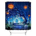 hesapli Duş Perdeleri-Shower Curtains & Hooks Çağdaş Plastikler / Polyester Su Geçirmez