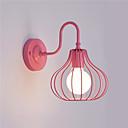 povoljno Zidni svijećnjaci-Cool Vintage Zidne svjetiljke Spavaća soba / Hodnik Metal zidna svjetiljka IP 68 85-265V 40 W