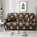 halpa Irtopäälliset-Sohvan päällinen Romantiikka Lankavärjätty Polyesteri / puuvilla -seos slipcovers