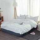 hesapli Çağdaş nevresim-Nevresim Takımları Solid / Çağdaş Polyester Boyalı Desenler 4 ParçaBedding Sets