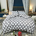 levne Současní povlaky Kryty-Povlečení Současné Polyester S potiskem 4 kusyBedding Sets