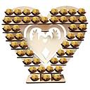 זול קישוטי חתונה-קישוטים עץ 1set חתונה