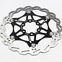 olcso Fékek-Kerékpár tárcsafék Mountain bike Viselhető / Csökkenti a kopást Aluminum Alloy / Rozsamentes acél / Vasaló Fekete / Sötétkék