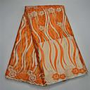 halpa Käsityöt ja ompelu-Afrikkalainen pitsi Folk-tyyli Pattern 120 cm leveys kangas varten Vaatteet ja muoti myyty mukaan 5Yard