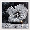 halpa Maisema maalaukset-iarts® käsinmaalattu kukkaöljymaalaus venytetyllä kehyksellä kodin sisustukseen