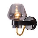 povoljno Zidni svijećnjaci-JSGYlights Mini Style / New Design Suvremena suvremena / Zemlja Zidne svjetiljke Stambeni prostor / Spavaća soba Metal zidna svjetiljka 110-120V / 220-240V 60 W