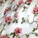 economico Taglio e cucito-Organza Floreale Fantasia/disegno 120 cm larghezza tessuto per Nuziale venduto dal 0.45m