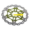 halpa Jarrut-Polkupyörän kelluva jarrulevy Maastopyörä Käytettävä / Vähentää hiertämistä Aluminum Alloy / Ruostumaton teräs / rauta Kulta / Hopea / Tumman sininen
