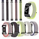 رخيصةأون ستيكرات أظافر 3D-حزام إلى Fitbit Charge 2 فيتبيت عصابة الرياضة نايلون شريط المعصم