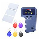 Χαμηλού Κόστους Έλεγχος πρόσβασης και συστήματα χρόνου-5YOA IDW01-5Key-5CardT5577 Αναγνώστη καρτών IC RFID / Ξεκλείδωμα RFID Αρχική / Αυτοκίνητο / Διαμέρισμα
