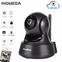 Недорогие Камеры для видеонаблюдения-Inqmega 720p 1mp PTZ IP-камера беспроводное облачное хранилище Wi-Fi камера видеонаблюдения дома 3,6 мм смарт-камера Wi-Fi