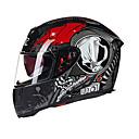 זול רכב הגוף קישוט והגנה-פנים מלאות מבוגרים יוניסקס אופנוע קסדה איכות מעולה / נושם