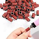 hesapli Göz Farları-50 parça Uyumluluk Parmak Tırnağı En iyi kalite tırnak sanatı Manikür pedikür Basit Günlük