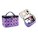 povoljno Ručna prtljaga-PU Patent-zatvarač Ručna torba Geometrijski uzorak Dnevno Sky blue / purpurna boja / Fuksija / Jesen zima