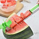 povoljno Pribor za kuhanje-lubenica rezač nož za rezanje od nehrđajućeg čelika corer sigurnost voće povrće alati kuhinja gadgeti alat za vani i party