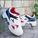 povoljno Dječje tenisice-Dječaci / Djevojčice PU Sneakers Mala djeca (4-7s) / Velika djeca (7 godina +) Udobne cipele Crvena / Bijela / plava / Bijela / srebrna Proljeće / Jesen