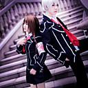 halpa Anime-asut-Innoittamana Vampire Knight Cosplay Anime Cosplay-asut Cosplay Puvut Yhtenäinen Pitkähihainen Takki / Liivi / Pusero Käyttötarkoitus Miesten