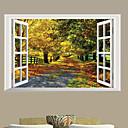 voordelige Muurstickers-Decoratieve Muurstickers - Spiegel muurstickers Stilleven Studeerkamer / Kantoor / Voor Binnen