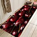 cheap Mats & Rugs-1pc Modern Bath Mats Coral Velve Creative / Novelty 5mm Bathroom Cute / Easy to clean
