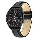 זול מלאכה ותפירה-L7 חכם שעון גשש כושר מסך מגע עגול bluetooth להודיע / צג דופק שעון חכם ספורט תואם לאייפון / סמסונג / טלפונים אנדרואיד