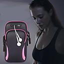 halpa Koululaukut-unisex käsilaukku käsilaukku urheilu käynnissä pussi lenkkeily kuntosali käsivarsi pussi matkapuhelin kuulokkeet pussi vedenpitävä 6,4 tuumaa