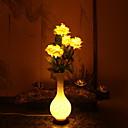 זול כלים לאפייה-1pc מנורת לילה לבן חם USB יצירתי 5 V