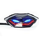 זול תאורת אופנוע-1pcs אופנוע נורות תאורה 12 W LED אורות בלימה עבור אופנועים