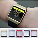זול Others-רזה אופנה רכה tpu מסך מגן מקרה עבור fitbit שעון יונית חכם