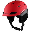 お買い得  スキーヘルメット-スキーヘルメット 男性用 女性用 スノーボード スキー 耐衝撃性 暖かい / 熱 ESP+PC CE