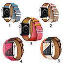 Недорогие Умные браслеты-SmartWatch группа для Apple Watch серии 4/3/2/1 классическая пряжка ремешок iwatch двойной круг