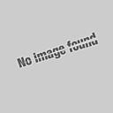 זול רכב הגוף קישוט והגנה-פסים סירה מתחת לכתפיים יום יומי טישרט - בגדי ריקוד נשים דפוס לבן / קיץ