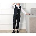 זול כיסוי לאופניים-לבן / שחור / כחול רויאל תערובת כותנה חליפה לנושא הטבעת  - 1set כולל אביזרים