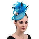 povoljno Party pokrivala za glavu-dame Jednobojni Vintage pomodan Elegantno Perje