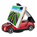 זול מדי לחץ אוויר לצמיגים-דגם מכונית ניווט מכונית סוגר מסתובב 360 תואר סוגר טלפון שולחני לשימוש ביתי כפול