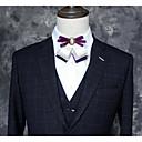 זול צמידי גברים-עניבת פפיון - אחיד / קולור בלוק מסיבה / פעיל בגדי ריקוד גברים / יוניסקס