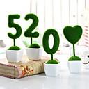 זול פרחים מלאכותיים-פרחים מלאכותיים 0 ענף קלאסי אביזרי במה צמחים פרחים לשולחן
