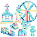 זול Building Blocks-אבני בניין 100 pcs יצירתי תואם Legoing אינטראקציה בין הורים לילד כל צעצועים מתנות