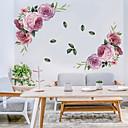 halpa Seinätarrat-kukkivat kukat seinätarrat - sanat& ampamp quotes seinä tarroja merkkiä opiskeluhuone / toimisto / ruokailuhuone / keittiö