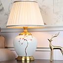 זול מנורות שולחן-מודרני עכשווי עיצוב חדש מנורת שולחן עבור חדר שינה / משרד קרמיקה 220V