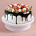 זול מדי לחץ אוויר לצמיגים-1pc פלסטי רב שימושי Creative מטבח גאדג'ט לחם Cake רב שימושי עגול עוגות Moulds כלי Bakeware