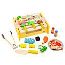 זול מסחטות מיץ-מאכלי צעצוע מכשירי בישול לילדים ' משחקי דמויות עץ בגדי ריקוד ילדים צעצועים מתנות 1 pcs