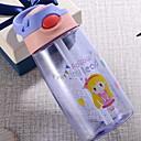 זול כלי שתייה-drinkware כוס שטיפה פלסטיק אנימציה יום יומי\קז'ואל