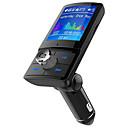 זול ערכת בלוטות' לרכב/ללא ידיים-דיבורית דיבורית לרכב נגן MP3 USB מטען USB