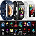Недорогие Умные браслеты-Dt58 смарт-группа ip68 водонепроницаемый монитор сердечного ритма ЭКГ смарт-браслет фитнес-трекер умный браслет часы для Android IOS