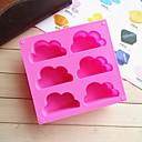 halpa Leivontavälineet-1kpl silikageeli Ihana Creative Kitchen Gadget DIY Kakku For Keittoastiat kakku Muotit Bakeware-työkalut