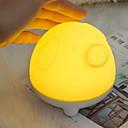povoljno Ukrasna svjetla-1pc LED noćno svjetlo Žuto USB Kreativan <=36 V