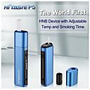 זול קופסאות טלוויזיה-HITASTE® Hitaste P5 Heat Starter Kit Automatic Cleaning Holder 1 יחידות ערכות קיטור Vape סיגריה אלקטרונית for מבוגר