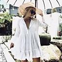 povoljno Lusteri-Žene Osnovni Boho Obala Prikriti Kupaći kostimi - Jednobojni M L XL Obala