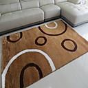 זול שטיחים-שטח שטיחים צורות גיאומטריות בד צמר, מלבני איכות מעולה שָׁטִיחַ