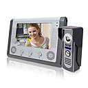 זול דיסק נייד USB-LITBest 801M11 חוטי רמקול מובנה 7 אִינְטשׁ ללא ידיים 800*480 פיקסל אחד לאחד doorphone וידאו